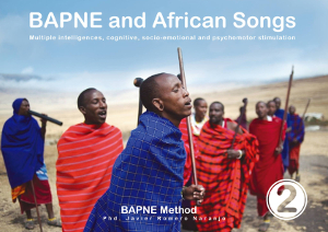 BAPNE and African Songs2
