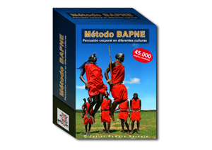 BAPNE African Songs DVD